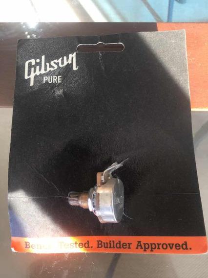 Potenciômetro Gibson - 500k Ppat-510
