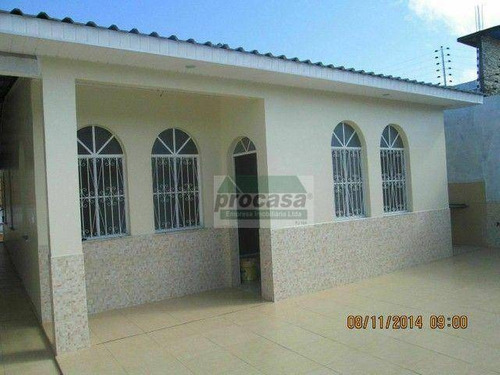 Imagem 1 de 5 de Casa Com 3 Dormitórios À Venda, 360 M² Por R$ 380.000,00 - Planalto - Manaus/am - Ca4235