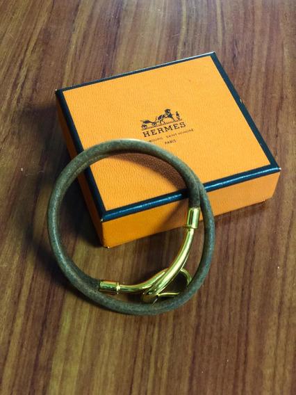 Hermès Brazalete Pulsera Jumbo Hook