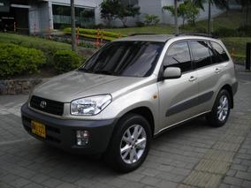 Toyota Rav4 Mecanico 2002 4x4