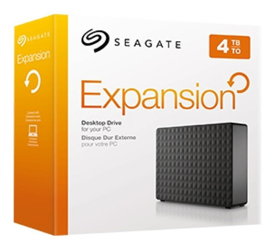 Hd Externo 4tb Seagate Expansion Usb 3.0 Steb4000100