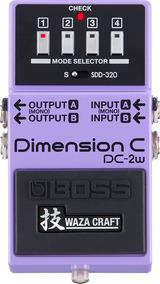 Pedal Boss Dimension C Dc2w Waza Craft