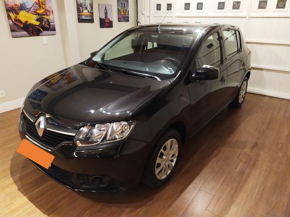 Renault Sandero Expression 1.6 8v (flex) + Gnv
