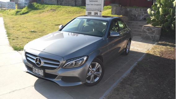 Mercedes Clase C 2015 C 200 Exclusive Ta