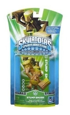 Skylanders Spyro`s Adventure Stump Smash