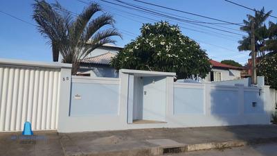 Casa A Venda No Bairro Pontinha Em Araruama - Rj. - 478-1