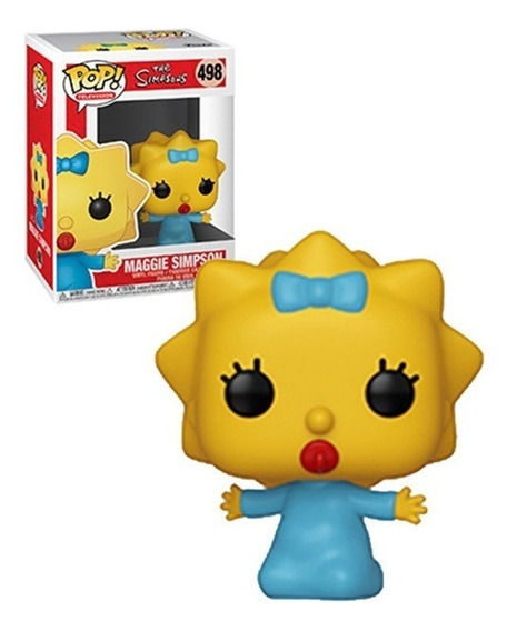 Funko Pop Maggie Simpson Nr. 498 - The Simpsons