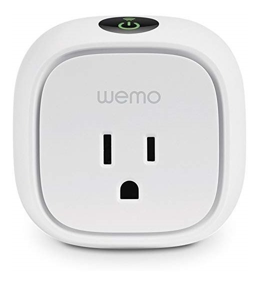 Belkin Wemo Insight Smart Plug Alexa Google Assistant Iftt