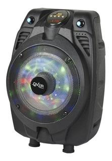 Parlante Portátil Bluetooth Mp3 Usb Sd Karaoke Microfono