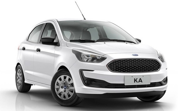 Ford Ka 1.5 Se Plus 12v Flex 4p Automatico
