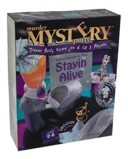 Murder Mystery Party Staying Alive