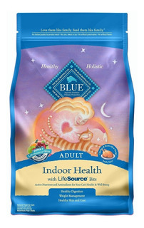 Blue For Cat 800647 Indoor Health Receta De Pollo Y Arroz In