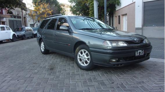 Renault Laguna 2.0 Rt Nevada Con Equipo De Gnc