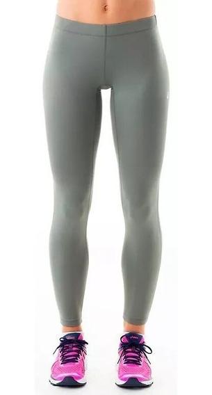 Legging Asics Mujer Gris Claro Essentials Tight Wl2584
