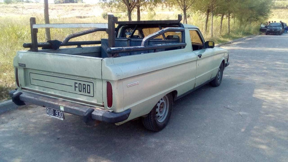 Ford Ranchero Pick Up