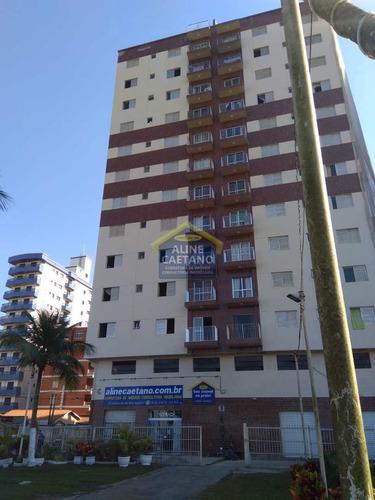 Imagem 1 de 30 de Frente A Praia, 2 Dorms, Vl Tupi - Vmgt81517