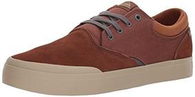 Zapato Para Hombre (talla 37.5 Col / 7us) Quiksilver Verant