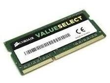 Memória Corsair Valueselect 4gb 1600mhz Ddr3 P/ Notebook