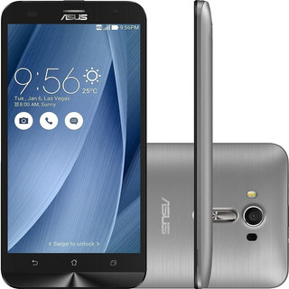 Smartphone Asus Zenfone 2 Laser 16gb Ze550kl Dual - Vitrine