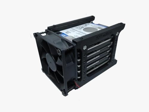 Rack Rig Disco Rígido Notebook 2.5  Apilable Para Cooler