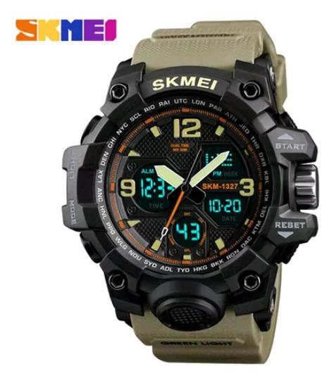 $ Relogio Skmei Original Modelo 1327 Prova D