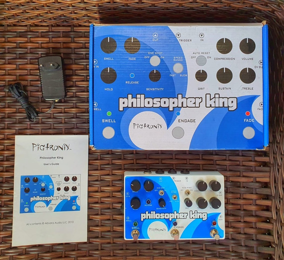 Pedal Pigtronix Philosopher