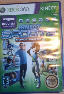 Juego Xbox 360 Sports