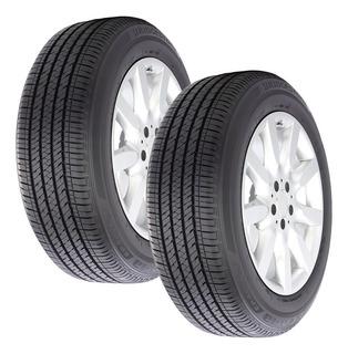Paquete De 2 Llantas 205/60 R16 Bridgestone Ecopia Ep422 Plu