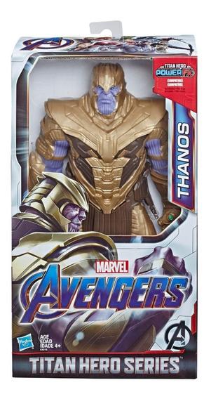 Figura Thanos Avengers End Game Titan Hero Series Envío Gra