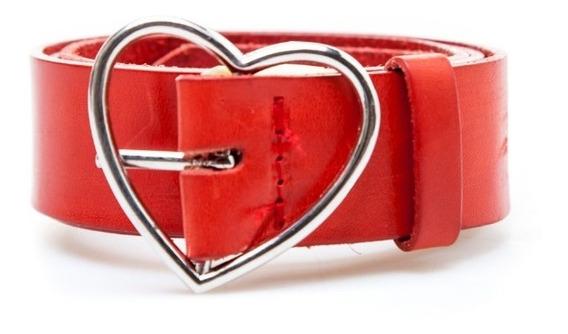 Cinturon Malone Rojo Las Pepas