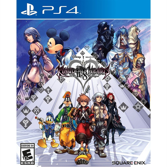 Kingdom Hearts Hd 2.8 Final Chapter Prologue Ps4 Lacrado