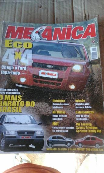 Revista Oficina Mecânica N 210 Ano 17