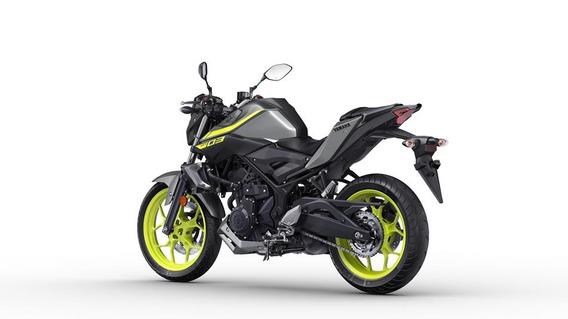 Yamaha Mt 03 0km Naked - Abs ++ Palermo Bikes