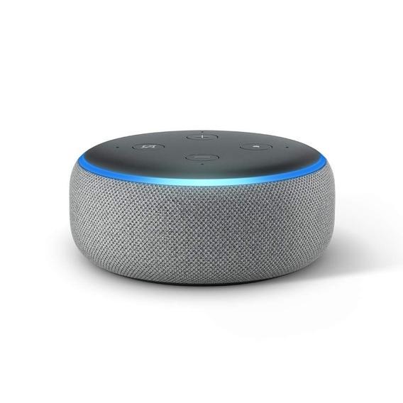 Amazon Echo Dot Cinza