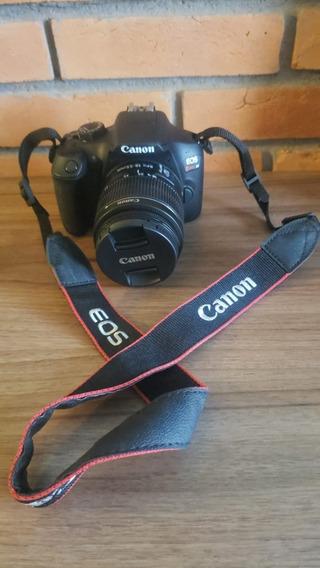 Câmera Canon Eos Rebel T6 Premium Kit