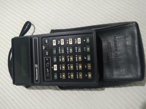 Calculadora Eletrônica Panasonic 5001 Raridade.