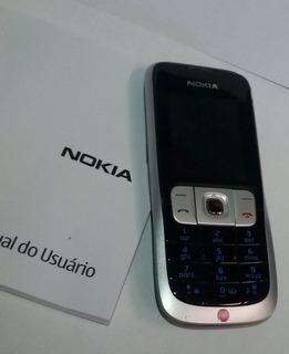 Lote 03 Aparelho Celular Nokia 2630 Usado - Funcionando