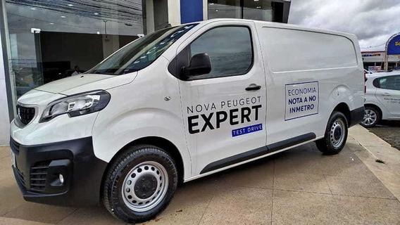 Peugeot Furgão Expert 1.6 Turbo Diesel Completa 2020