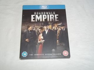 Blu-ray Boardwalk Empire - The Complete Second Season