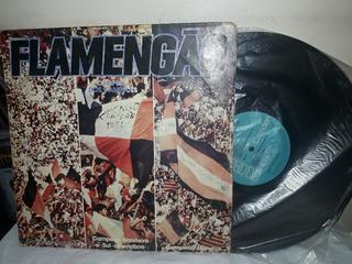 Lp Flamengão Campeão Dos Campeões 1981