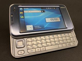 Nokia N810 Internet Tablet Para Colecionador