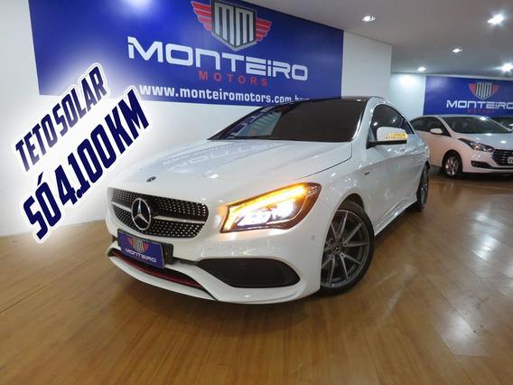 Mercedes-benz Cla250 2.0 Sport Aut Top C/ Teto Só 4.100 Km