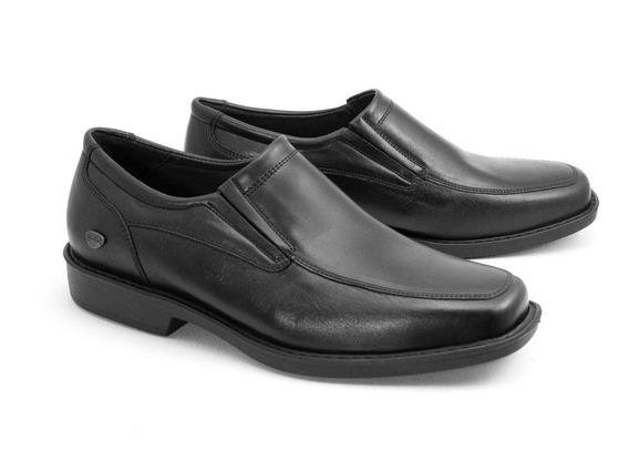 Zapatos Hombre Cavatini Mocasin Slack Vestir Comfort Cuero Vacuno