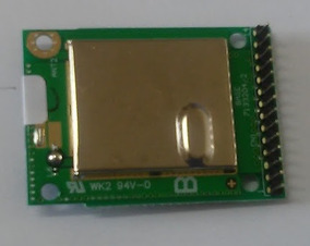 Placa Módulo Rf Port ( Lumi/voice/ts 10 Id) Intelbras