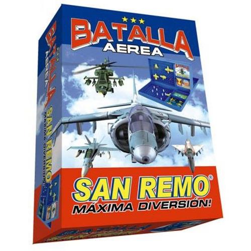 Batalla Naval Aérea San Remo