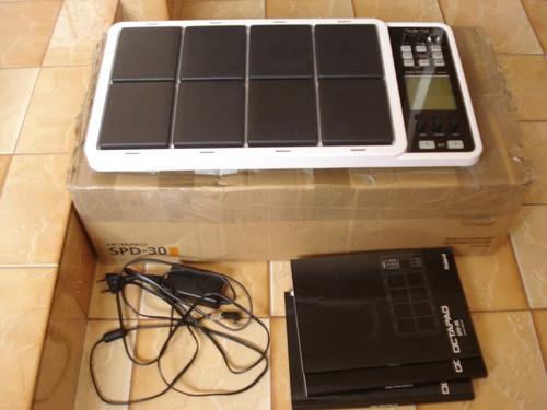 Imagen 1 de 3 de Octapad Spd 30 Batería