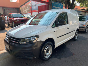 Volkswagen Caddy 2017 Unico Dueño Factura Original Seminueva