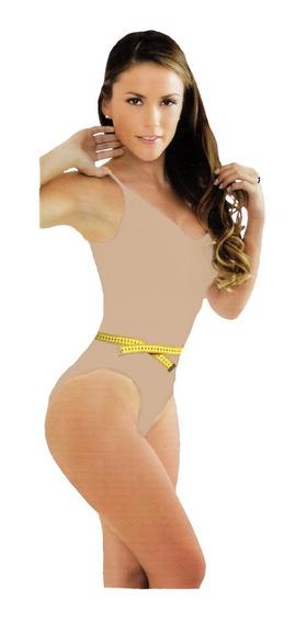 Faja Reductora Body Bikini Top Body Siluette Control M. 2101