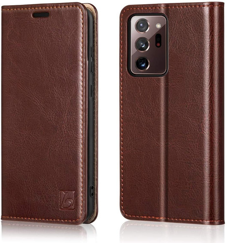 Belemay Wallet Case For Samsung Galaxy Note 20 Ultra 5g, [co
