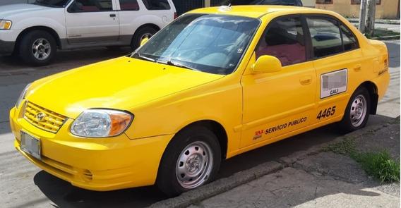 Hyundai Accent Vendo Taxi Hyundai